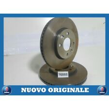 COPPIA DISCO FRENO ANTERIORI COUPLE BRAKE DISC FRONT SAAB 9000 2.0 1988 1990