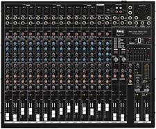 Monacor pmx-122fx Powered Mixer, 2x475 WRMS / 2x700 WMax / 4 Ω