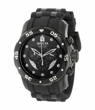Silicone/Rubber Stainless Steel Wristwatches with Stopwatch