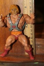 He Man Masters of the Universe Action Figure He Man Soft Head Mexico w/ Armor