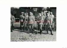 Foto, Wk2, N.E.A.4, Waffenappell Höcherberg, Frankreich, 1940 (G)21081