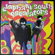 CLAPHAM SOUTH ESCALATORS Leave Me Alone +2 MINT psych garage '82 Upright EP & PS