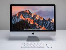 "LOADED Retina 5K 27"" Apple iMac 4.0 GHz i7 3TB Fusion 32GB RAM M295X 4GB GFX"