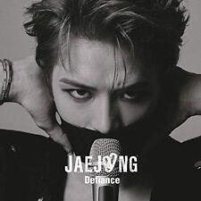 New JAEJOONG Defiance CD