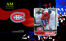 McFARLANE NHL EXCLUSIVE - MONTREAL CANADIENS - MICHAEL CAMMALLERI - NEU/OVP