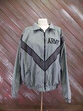 US ARMY IPFU Jacket Long Reflective Vented Comfortable Windbreaker Men's M Reg