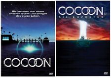 Cocoon 1 + 2 - * 2 DVD s * mit Don Ameche, Steve Guttenberg - NEU / OVP  I & II