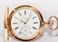 A. Lange e i figli orologio da tasca di 1906 ancoraggio cronometri qualità 1a