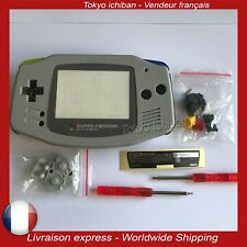 Kit coque + écran Nintendo Game Boy Advance GBA Super Famicom SFC Shell Case