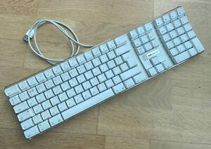Logic Keyboard Apple Model A1048 / 9034B/A USB Wired Keyboard