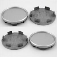 Wheel center caps centre universal alloy rim plastic 4x hub cap 62.5 mm - 68 mm