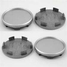 Wheel Center Caps Centre Universel Alloy Rim Plastic 4x Hub Cap 62.5 mm - 68 mm