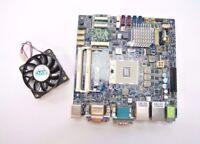 BCM Advanced MX67QMD Mini ITX Q67 Socket G μPGA 989 Core I Series Motherboard