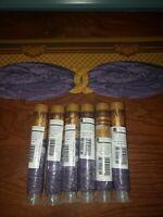 3 Rolls IMPERIAL purple Wallpaper Wall Covering 60.75 sq ft per roll