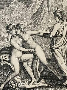 Curiosa THERESE PHILOSOPHE 1882 Jean-Baptiste Boyer d'Argens GRAVURES Rare