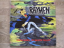 LP - RAYMEN - GOING DOWN TO DEATH VALLEY