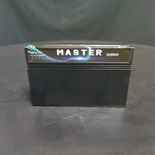 Matser System 600 in 1 SMS PAL NTSC Console  Multi Cartridge Retro Game Sega NEW