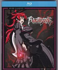 Witchblade: The Complete Series Anime Classics (Blu-ray Disc, 2011, 3-Disc Set)