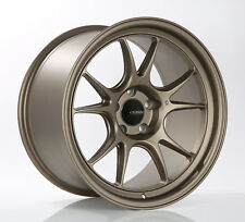 "Ambit FF4 18x10.5 Roto-Forged +20 5x114.3 18"" Wheels Rims 350Z LANCER EVO X +15"
