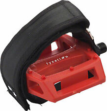 Fyxation Gates Pedal Strap Kit Red