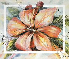 Rian Withaar Amaryllis Poster Kunstdruck Bild 46x54cm