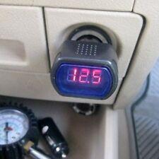 Car Auto Truck dc12V / 24V LED Digital Voltage Gauge Voltmeter Cigarette Lighter