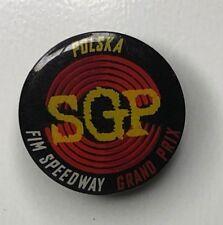 Polish FIM Speedway Grand Prix Badge