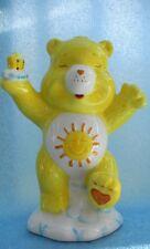 Care Bears Baby Ceramic Bank Funshine Bear,  New in box 2002