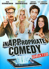 InAPPropriate Comedy (DVD, 2013, Unrated) NEW