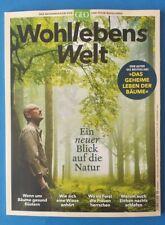 Geo Wohllebens Welt Frühjahr Nr.1/2019  ungelesen 1A abs.TOP