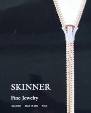 AUCTION CATALOG : JEWELRY (Antique,Art Nouveau Deco,gold,enamel,antiek juweel