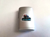 BRIQUET FLAMME TEMPETE RECHARGEABLE ATOMIC