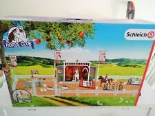 *BRAND NEW Schleich Horse Club Big Horse Show With Horses 42338 FREE POSTAGE