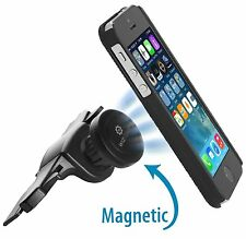 WizGear Universal CD Slot Magnetic Car Mount Holder for phones & Mini tablets