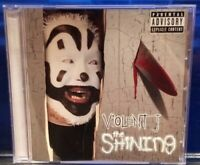 Violent J - The Shining CD insane clown posse esham necro shaggy 2 dope icp abk