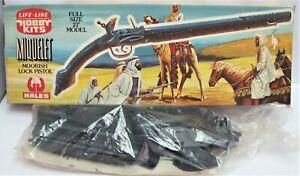 Vintage 1970 Hales MIQUELET MOORISH PISTOL Model Kit 1/1 Scale (3392)