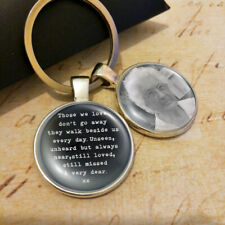 Personalized Photo Keyring Bereavement Presents Lost Loved Memorial Gifts
