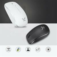 Maus Wireless Mouse USB Optisch Funkmaus Für PC Notebook Laptop 1600DPI Kabellos