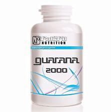 Guarana (12,90€/100g) 90 Tabletten je 2000mg - Koffein -  HOCHDOSIERT