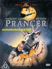 PRANCER (Sam ELLIOTT Cloris LEACHMAN) Reindeer Family CHRISTMAS Film DVD Reg 4