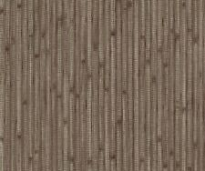 BALI BAMBOO GREY PATTERNED LINES Self Adhesive STICKY BACK PLASTIC VINYL FILM