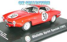 1:43 ALFA ROMEO GIULIETTA SPRINT SPECIALE (1957) Targa Florio 1960 _ (25)
