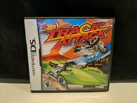 Hot Wheels Track Attack - Nintendo DS complete video game with booklet