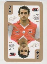 Football Tradingcard Plus 2012-2013 #28 Dirk Marcellis AZ Alkmaar