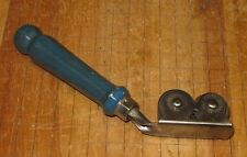 ANTIQUE 1940-50's SAMPSON CUTLERY CO. SPEEDY KITCHEN KNIFE SHARPNER