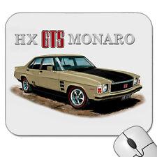 1975  HOLDEN HX GTS MONARO SEDAN  MOUSE PAD   (10 DIFFERENT CAR COLOURS )