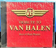 V/A - Tribute To Van Halen Best Of Both Worlds (CD,2003, MTM Music, Germany) NEW