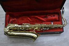 The Martin Tenor Committee Elkhart Indiana Saxophone Vintage