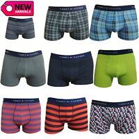 Tommy Hilfiger Men's Boxer Underwear Trunk Shorts 3-Pack Cotton Stretch All Size