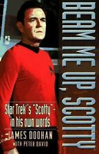 Beam Me up, Scotty by Peter David and James Doohan 1996 Paperback
